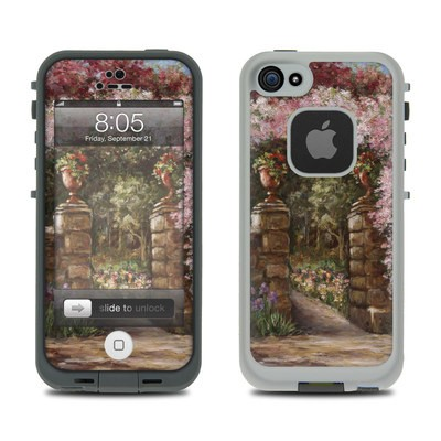 Lifeproof iPhone 5 Case Skin - Gate At Alta Villa