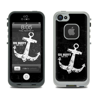 Lifeproof iPhone 5 Case Skin - Anchor