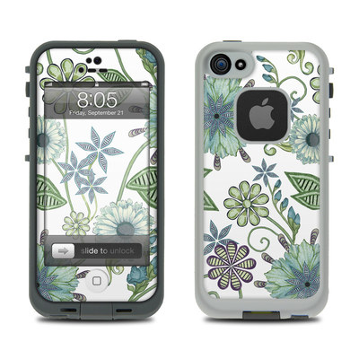 Lifeproof iPhone 5 Case Skin - Antique Nouveau