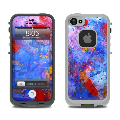 Lifeproof iPhone 5 Case Skin - Aqua-ese