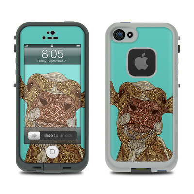 Lifeproof iPhone 5 Case Skin - Arabella