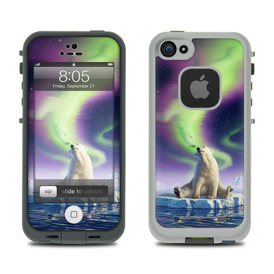 Lifeproof iPhone 5 Case Skin - Arctic Kiss