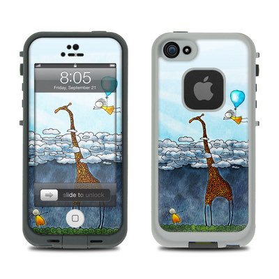 Lifeproof iPhone 5 Case Skin - Above The Clouds