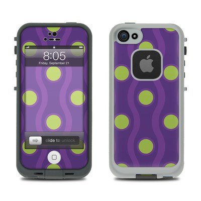 Lifeproof iPhone 5 Case Skin - Atomic