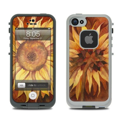 Lifeproof iPhone 5 Case Skin - Autumn Beauty