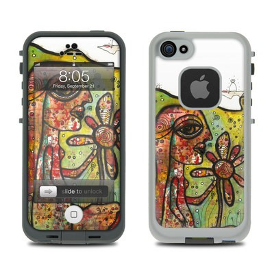 Lifeproof iPhone 5 Case Skin - A Walk