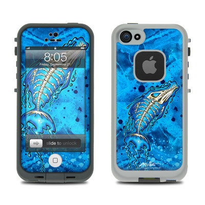 Lifeproof iPhone 5 Case Skin - Barracuda Bones