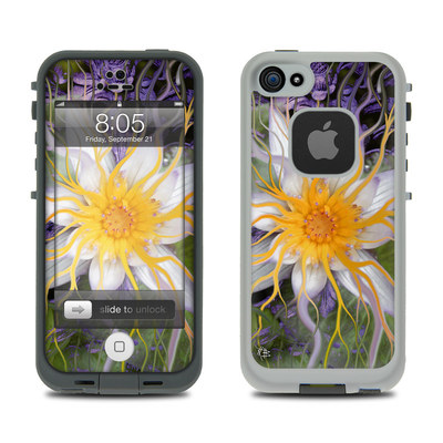 Lifeproof iPhone 5 Case Skin - Bali Dream Flower