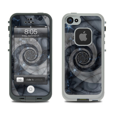 Lifeproof iPhone 5 Case Skin - Birth of an Idea
