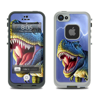 Lifeproof iPhone 5 Case Skin - Big Rex