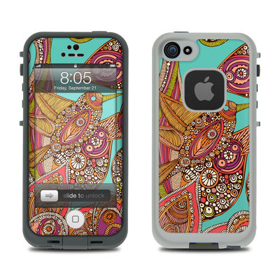 Lifeproof iPhone 5 Case Skin - Bird In Paradise