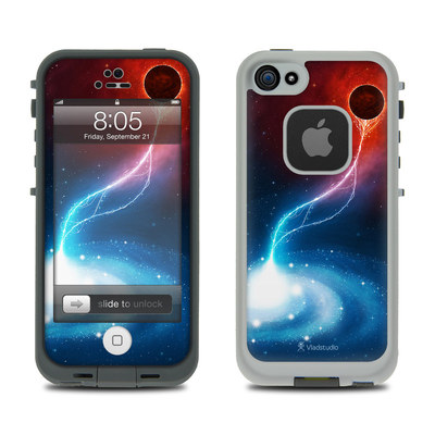 Lifeproof iPhone 5 Case Skin - Black Hole