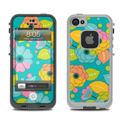 Lifeproof iPhone 5 Case Skin - Blossoms