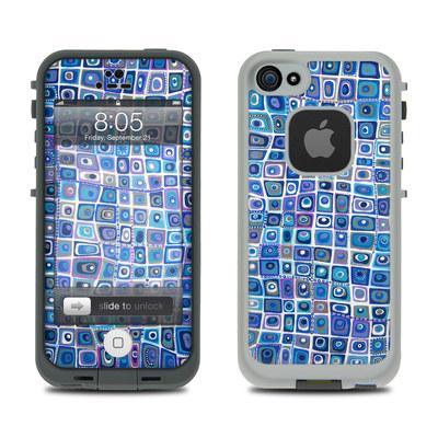 Lifeproof iPhone 5 Case Skin - Blue Monday