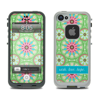 Lifeproof iPhone 5 Case Skin - Boho