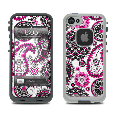 Lifeproof iPhone 5 Case Skin - Boho Girl Paisley