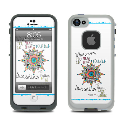 Lifeproof iPhone 5 Case Skin - Bring Your Own