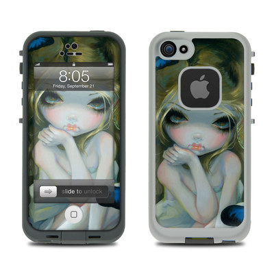 Lifeproof iPhone 5 Case Skin - Butterfly Lily