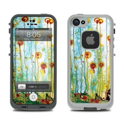 Lifeproof iPhone 5 Case Skin - Beneath The Surface