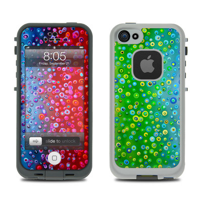 Lifeproof iPhone 5 Case Skin - Bubblicious