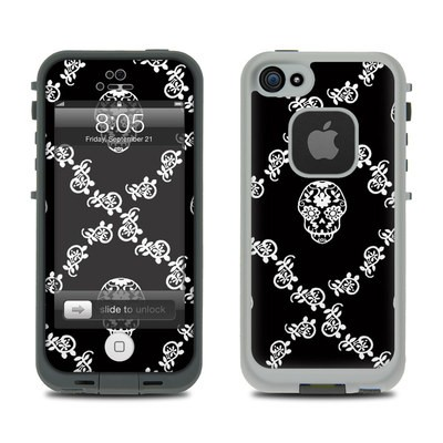 Lifeproof iPhone 5 Case Skin - Calavera Lattice
