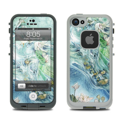 Lifeproof iPhone 5 Case Skin - Cancer