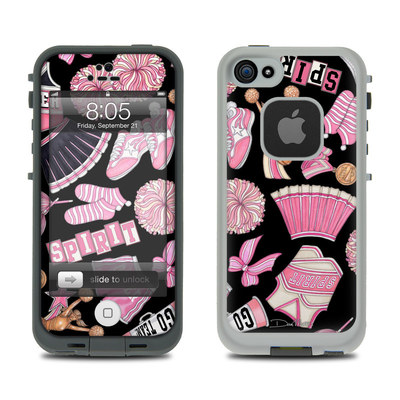 Lifeproof iPhone 5 Case Skin - Cheerleader