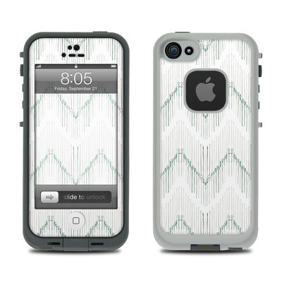 Lifeproof iPhone 5 Case Skin - Chic Chevron