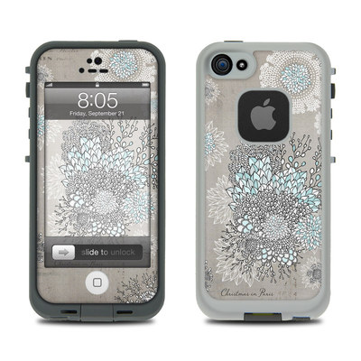 Lifeproof iPhone 5 Case Skin - Christmas In Paris