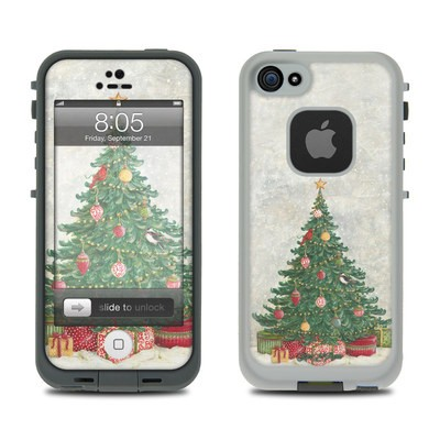 Lifeproof iPhone 5 Case Skin - Christmas Wonderland