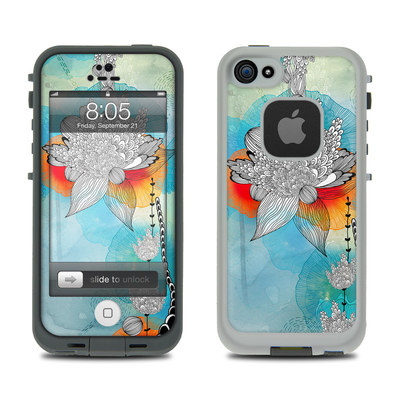 Lifeproof iPhone 5 Case Skin - Coral