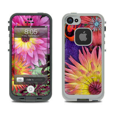 Lifeproof iPhone 5 Case Skin - Cosmic Damask