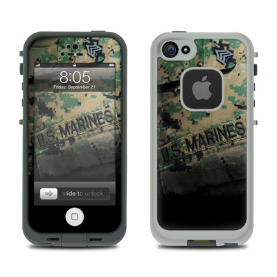 Lifeproof iPhone 5 Case Skin - Courage