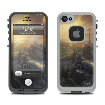Lifeproof iPhone 5 Case Skin - The Cross