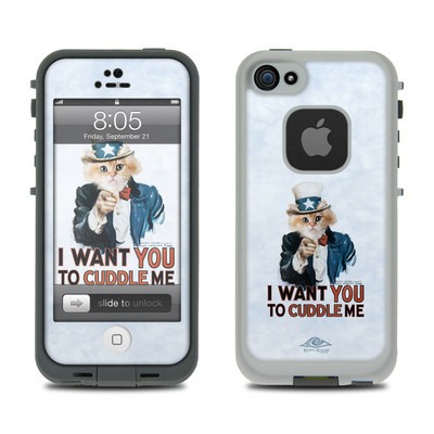 Lifeproof iPhone 5 Case Skin - Cuddle Me