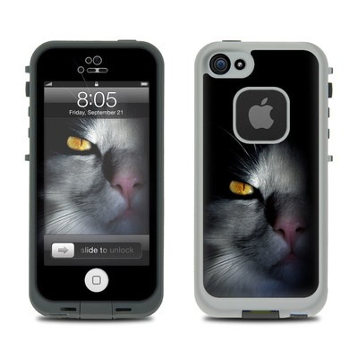 Lifeproof iPhone 5 Case Skin - Darkness