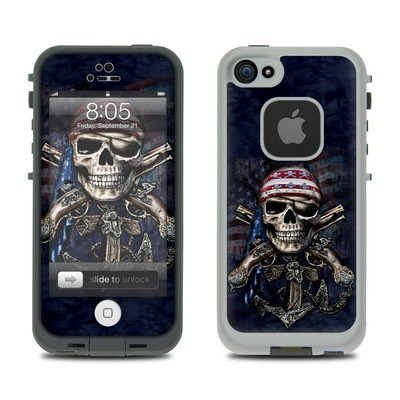 Lifeproof iPhone 5 Case Skin - Dead Anchor