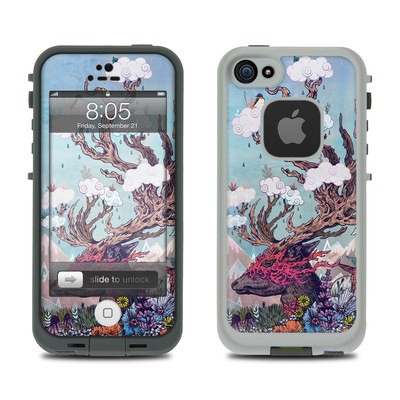 Lifeproof iPhone 5 Case Skin - Deer Spirit