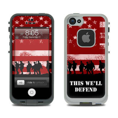 Lifeproof iPhone 5 Case Skin - Defend