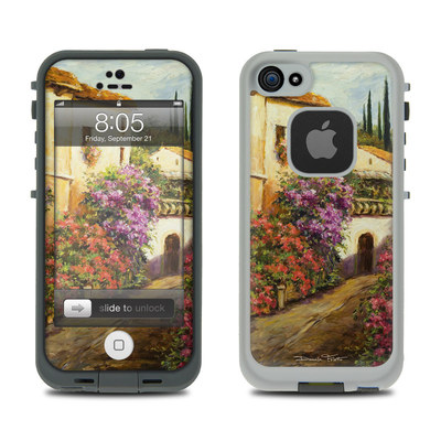 Lifeproof iPhone 5 Case Skin - Via Del Fiori