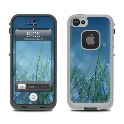 Lifeproof iPhone 5 Case Skin - Dew