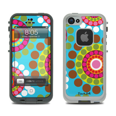Lifeproof iPhone 5 Case Skin - Dial