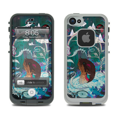 Lifeproof iPhone 5 Case Skin - Distraction