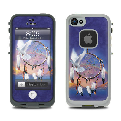 Lifeproof iPhone 5 Case Skin - Dove Dreamer