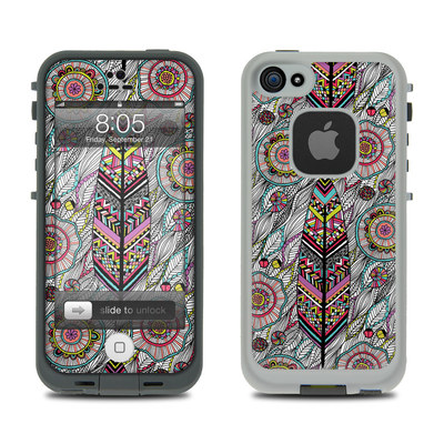 Lifeproof iPhone 5 Case Skin - Dream Feather