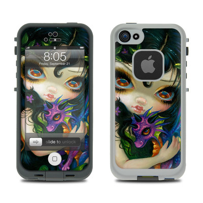 Lifeproof iPhone 5 Case Skin - Dragonling Child
