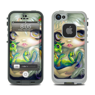 Lifeproof iPhone 5 Case Skin - Dragonling