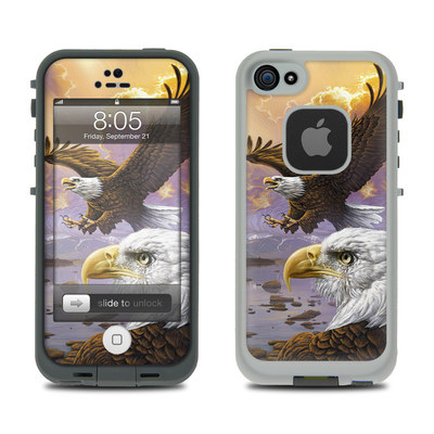 Lifeproof iPhone 5 Case Skin - Eagle