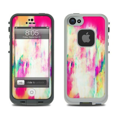 Lifeproof iPhone 5 Case Skin - Electric Haze