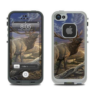 Lifeproof iPhone 5 Case Skin - Elk